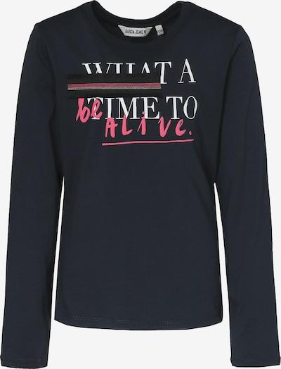 GARCIA Langarmshirt in blau / rosa, Produktansicht