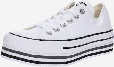 CONVERSE Sneaker 'CHUCK TAYLOR ALL STAR PLATFORM LAYER - OX' in weiß, Produktansicht