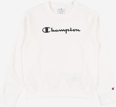 Champion Authentic Athletic Apparel Sweat de sport en blanc, Vue avec produit