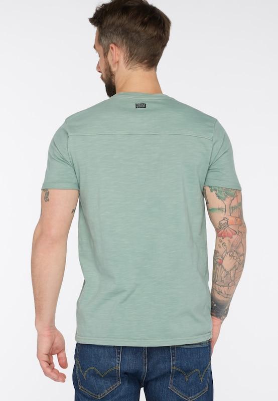 shirt Petrol Mint Industries Industries Petrol T HISnXpdq