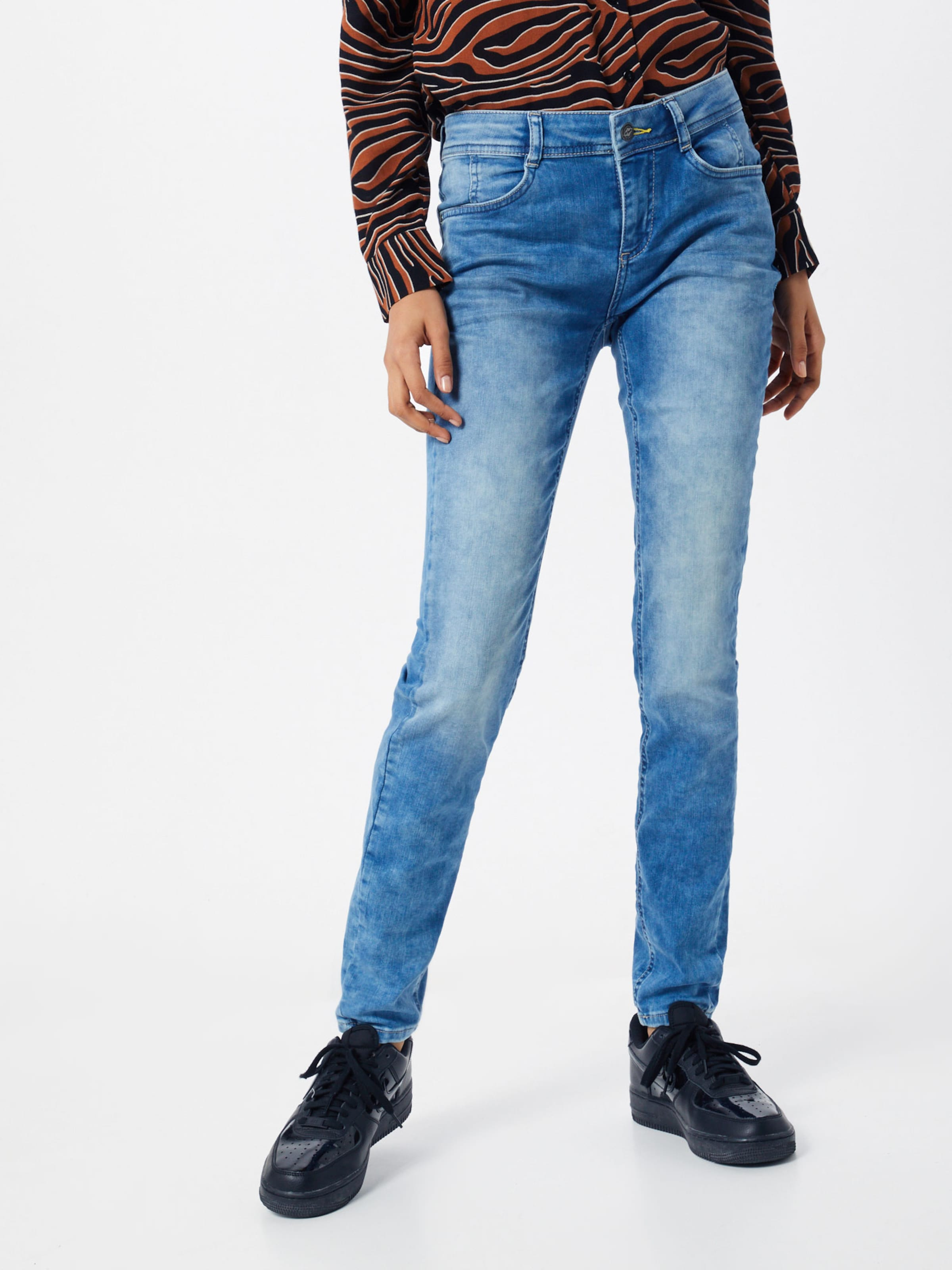 Blue Jeans Street In Denim One 'yorkSlimfit' FKcTJl31