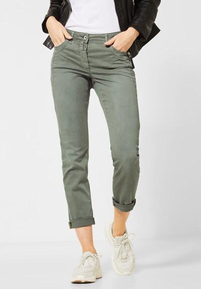 CECIL Hose in grün, Modelansicht