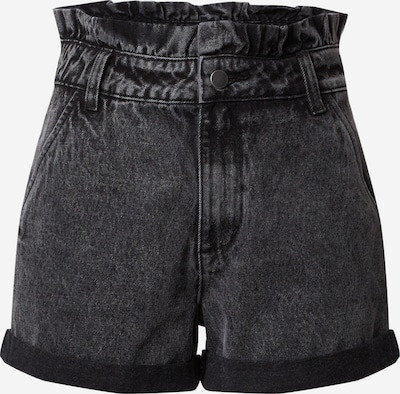 ABOUT YOU Jeansshorts 'Janay' in black denim, Produktansicht