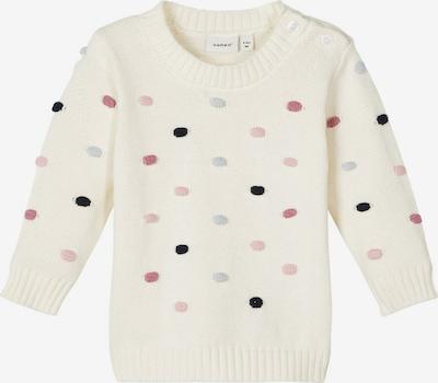 NAME IT Pullover in beige / mischfarben, Produktansicht