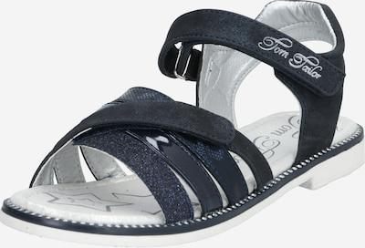 Sandalai iš TOM TAILOR , spalva - tamsiai mėlyna, Prekių apžvalga