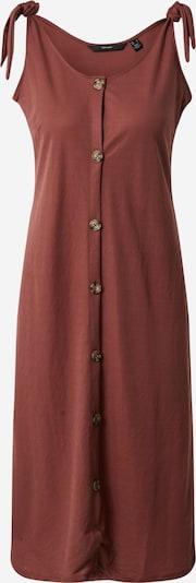 VERO MODA Kleid  'Petra' in rostbraun, Produktansicht