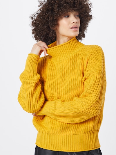 SET Svetr - žlutá, Model/ka