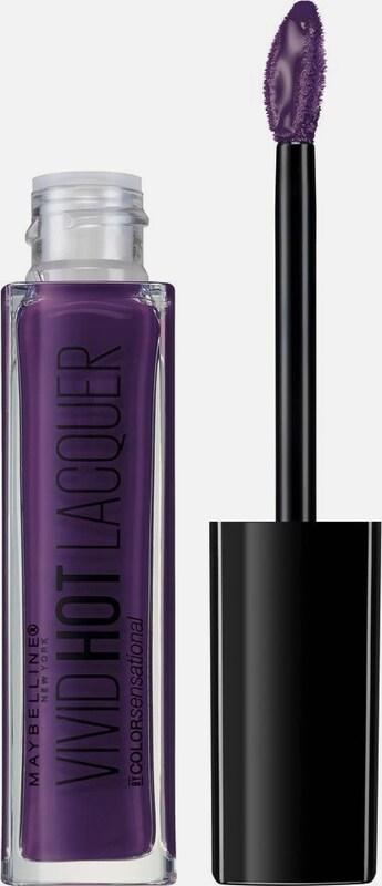 MAYBELLINE New York 'Color Sensational Vivid Hot Laquer Lippenstift', Lippenstift