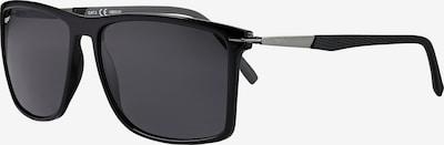 ZIPPO Sonnenbrille 'mixed Smoke Flash Black' in schwarz, Produktansicht