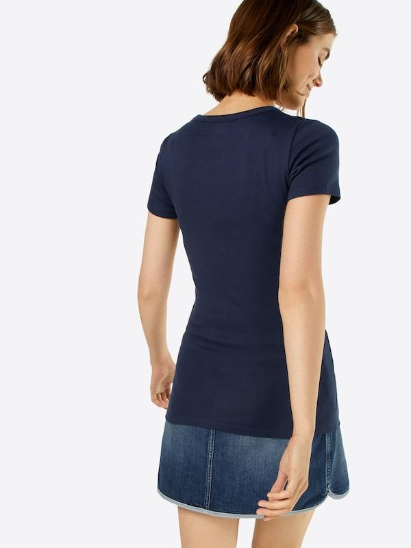 'crew' shirt En Foncé Bleu Gap T NX80nkwOP