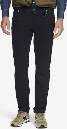 Meyer Hosen M|5 Slim Jeans in dunkelblau, Produktansicht
