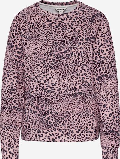 Bluză de molton 'WILD CAT' Whistles pe roz / negru, Vizualizare produs