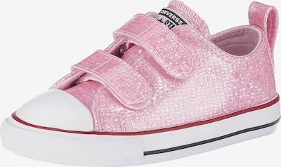 CONVERSE Sneakers  'Low Ctas 2V OX' in pink / weiß, Produktansicht