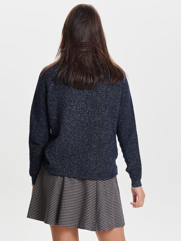 Jacqueline De Yong Detail Knitted Sweaters