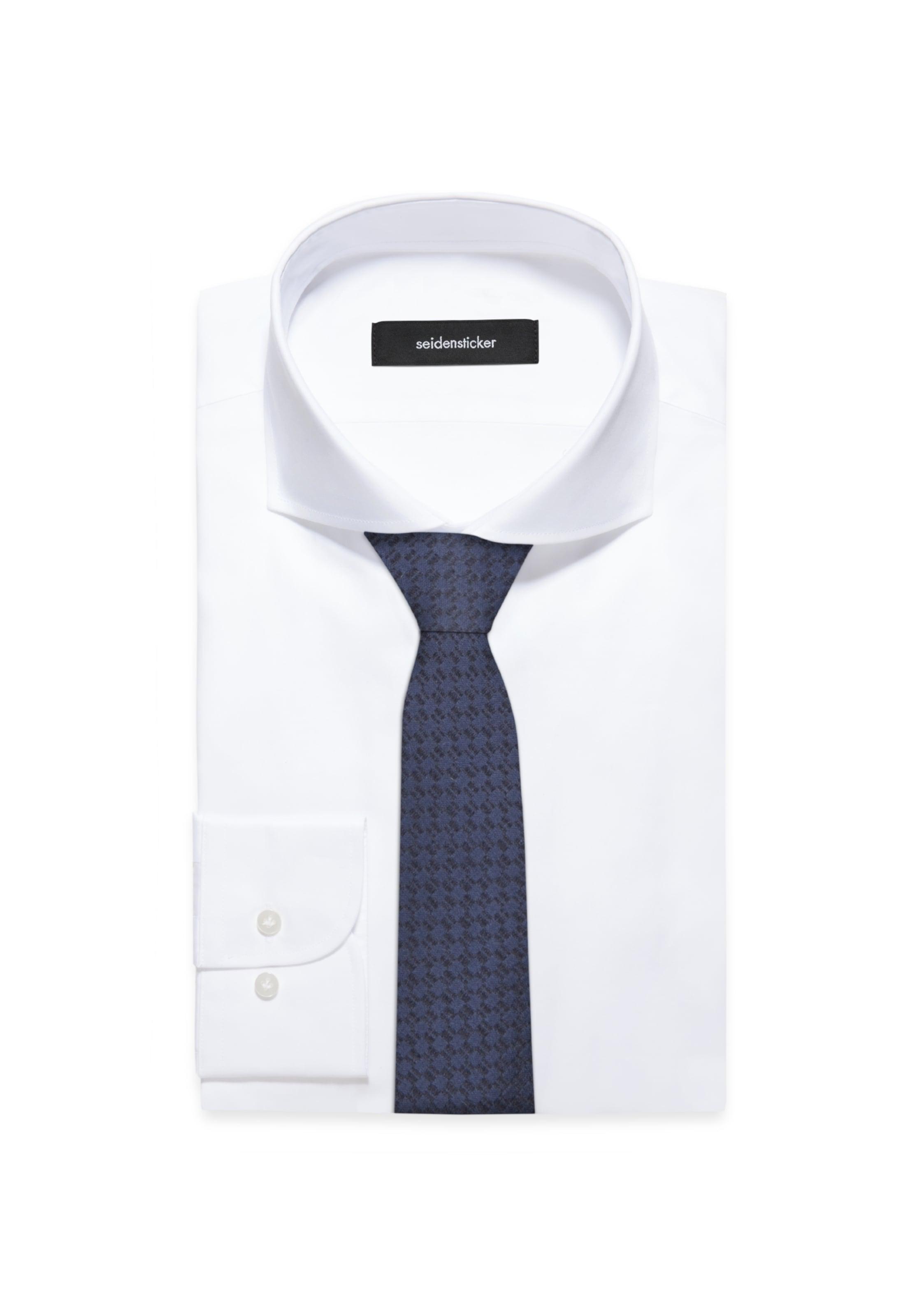 Cravate En Marine En Cravate Seidensticker Seidensticker cAj3q45SLR