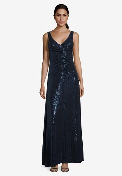 Vera Mont Kleid in kobaltblau, Modelansicht