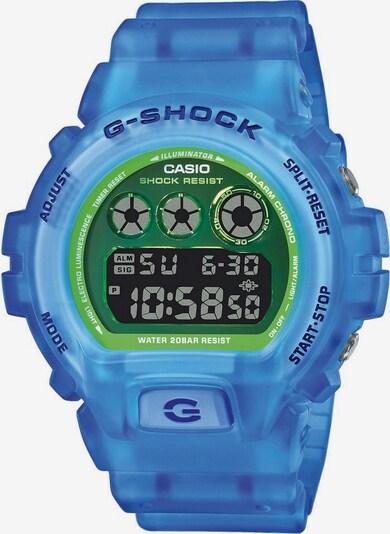 CASIO Uhr in blau, Produktansicht