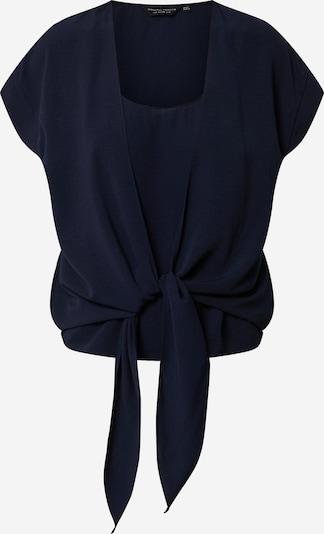 Dorothy Perkins Shirt '2 IN 1 TIE TEE' in navy, Produktansicht