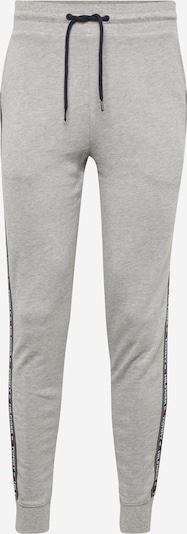 TOMMY HILFIGER Sweatpants in navy / graumeliert, Produktansicht