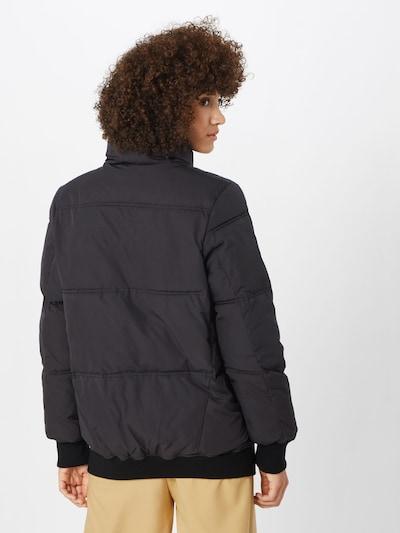 DREIMASTER Jacke in schwarz: Rückansicht