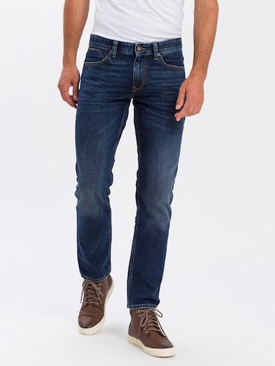 Cross Jeans Jeans 'Dylan' in blau, Modelansicht