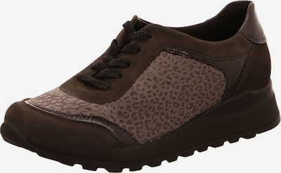 WALDLÄUFER Sneaker in beige / braun, Produktansicht