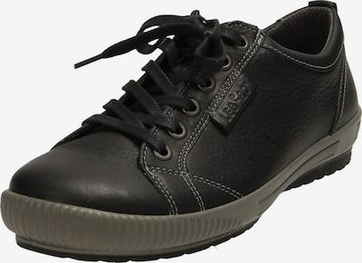 Legero Schnürschuhe in schwarz, Produktansicht