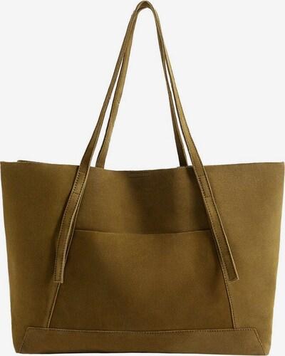 MANGO Tasche 'Vega' in khaki, Produktansicht