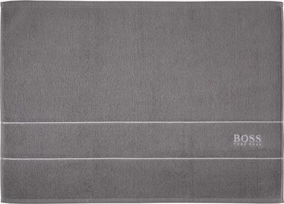 BOSS Home Badematte 'PLAIN' in grau, Produktansicht