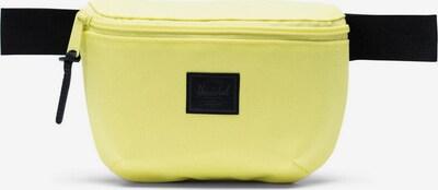 Herschel Gürteltasche 'Fourteen' in gelb / schwarz, Produktansicht