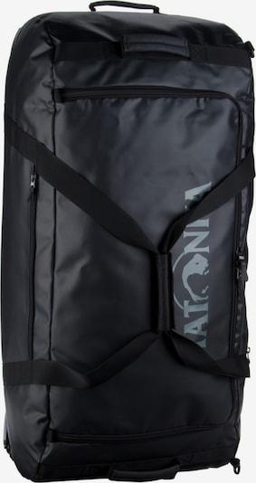 TATONKA Reisetasche 'Flight Roller' in grau / schwarz, Produktansicht