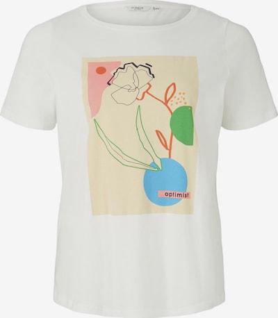 MY TRUE ME T-Shirt in weiß, Produktansicht