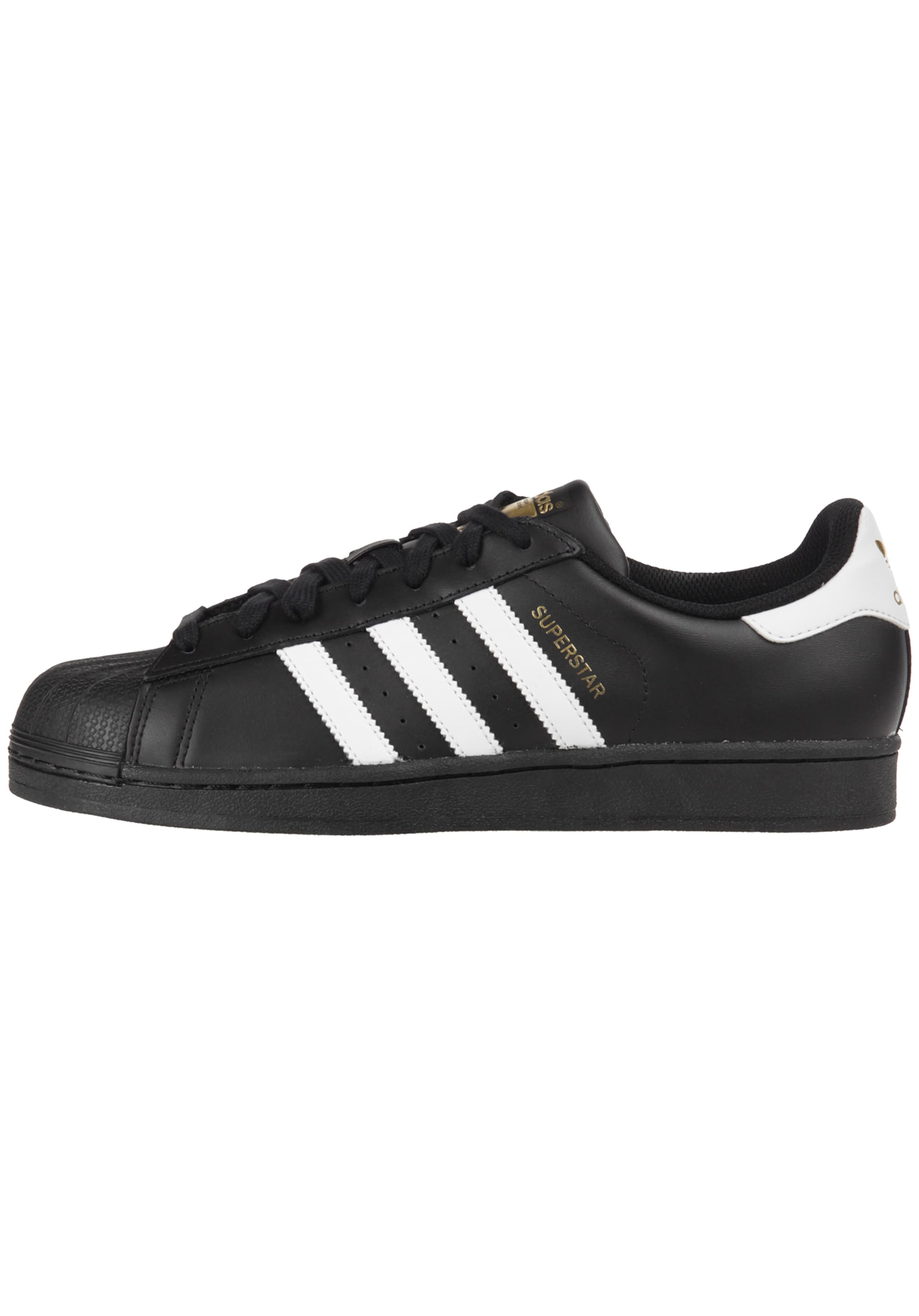 Sneaker 'superstar' Originals Adidas SchwarzWeiß In vm08nNwO