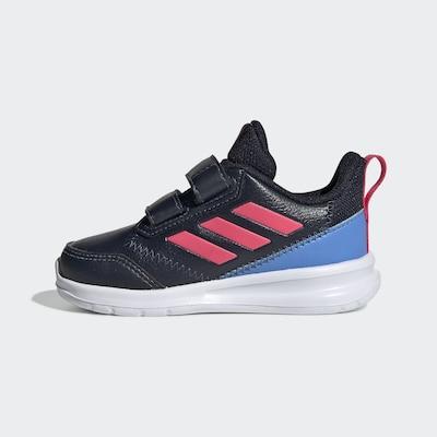 ADIDAS PERFORMANCE Schuh 'AltaRun' in blau / dunkelblau / pink, Produktansicht