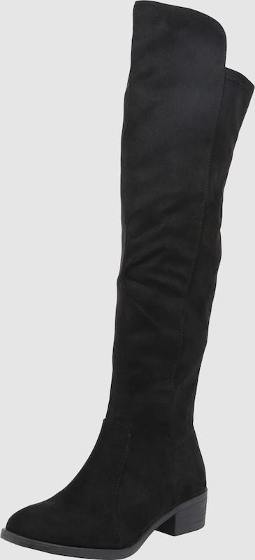 H.I.S Stiefel Textil Bequem, gut aussehend