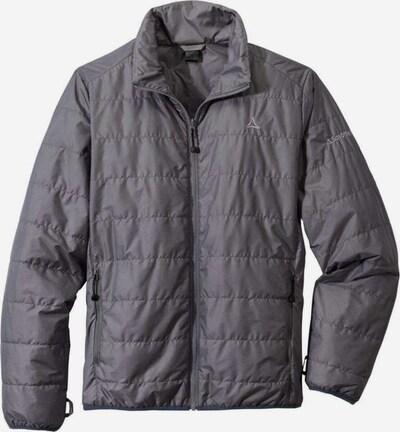 Schöffel Jacke 'Beaverton2' in dunkelgrau / schwarz, Produktansicht