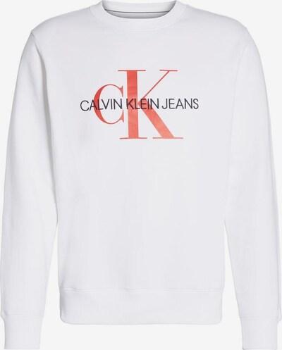 Calvin Klein Jeans Dressipluus kollakaspunane / valge, Tootevaade