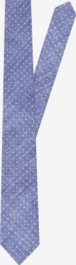 Jacques Britt Krawatte in indigo / weiß, Produktansicht