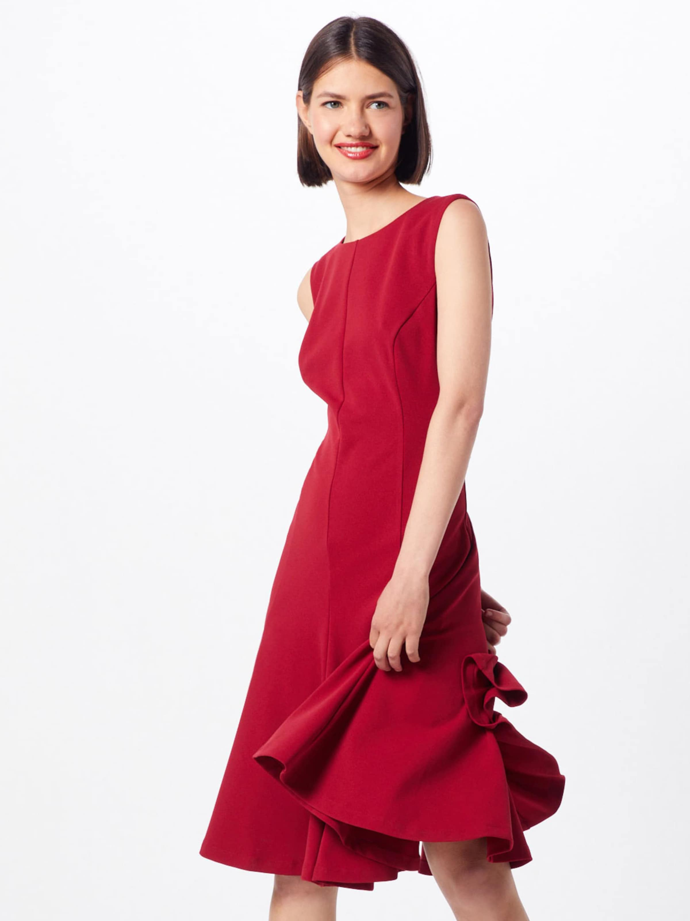 And Kleid Dress Flare Klein In Calvin Rot Ns' 'fit deroCxB