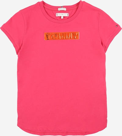 TOMMY HILFIGER Shirt in rosa: Frontalansicht