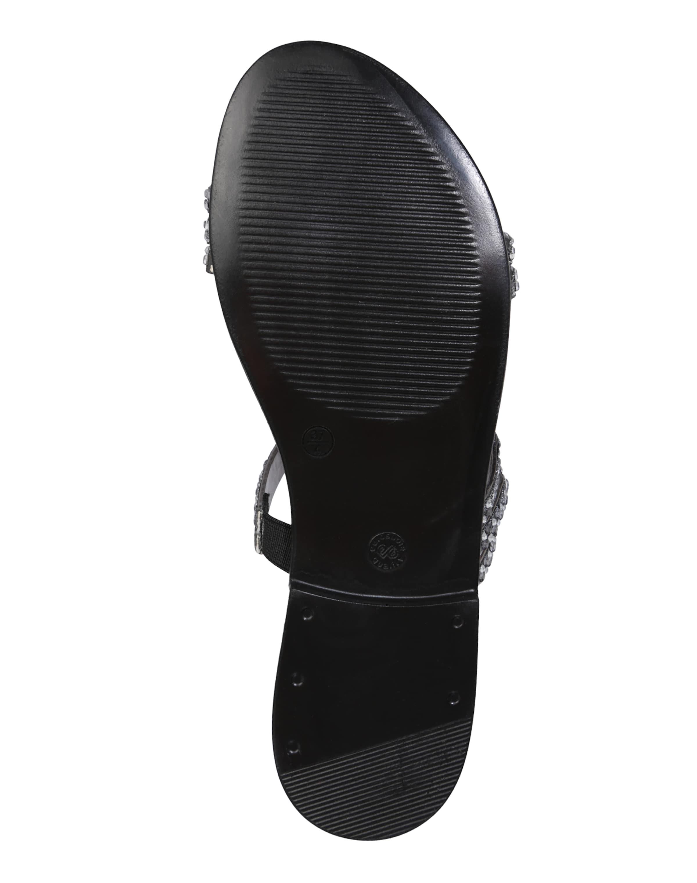 Rabatt Großer Rabatt Bester Großhandelsverkauf Online TAMARIS Sandale mit Glitzersteinen whtWZpoAX