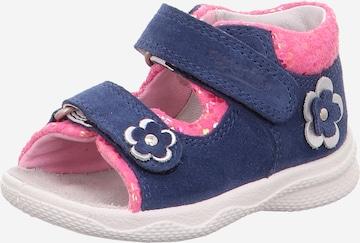 Sandales 'POLLY' SUPERFIT en bleu