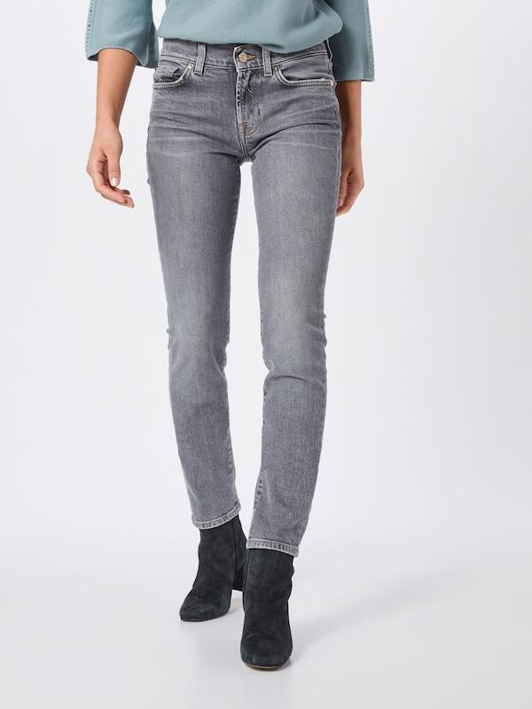 7 for all mankind Jeans ' ROXANNE' in grau denim denim denim  Neue Kleidung in dieser Saison 89269c
