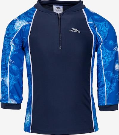 TRESPASS Badeanzug SMILEY in blau, Produktansicht