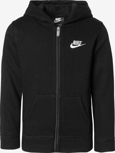 Nike Sportswear Sweatvest 'Club' in de kleur Zwart, Productweergave