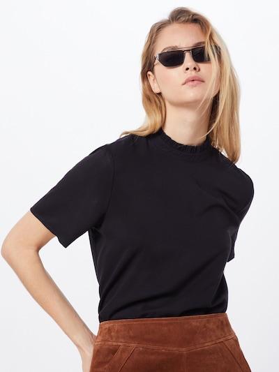 ONLY Blusenshirt 'FALMA' in schwarz, Modelansicht