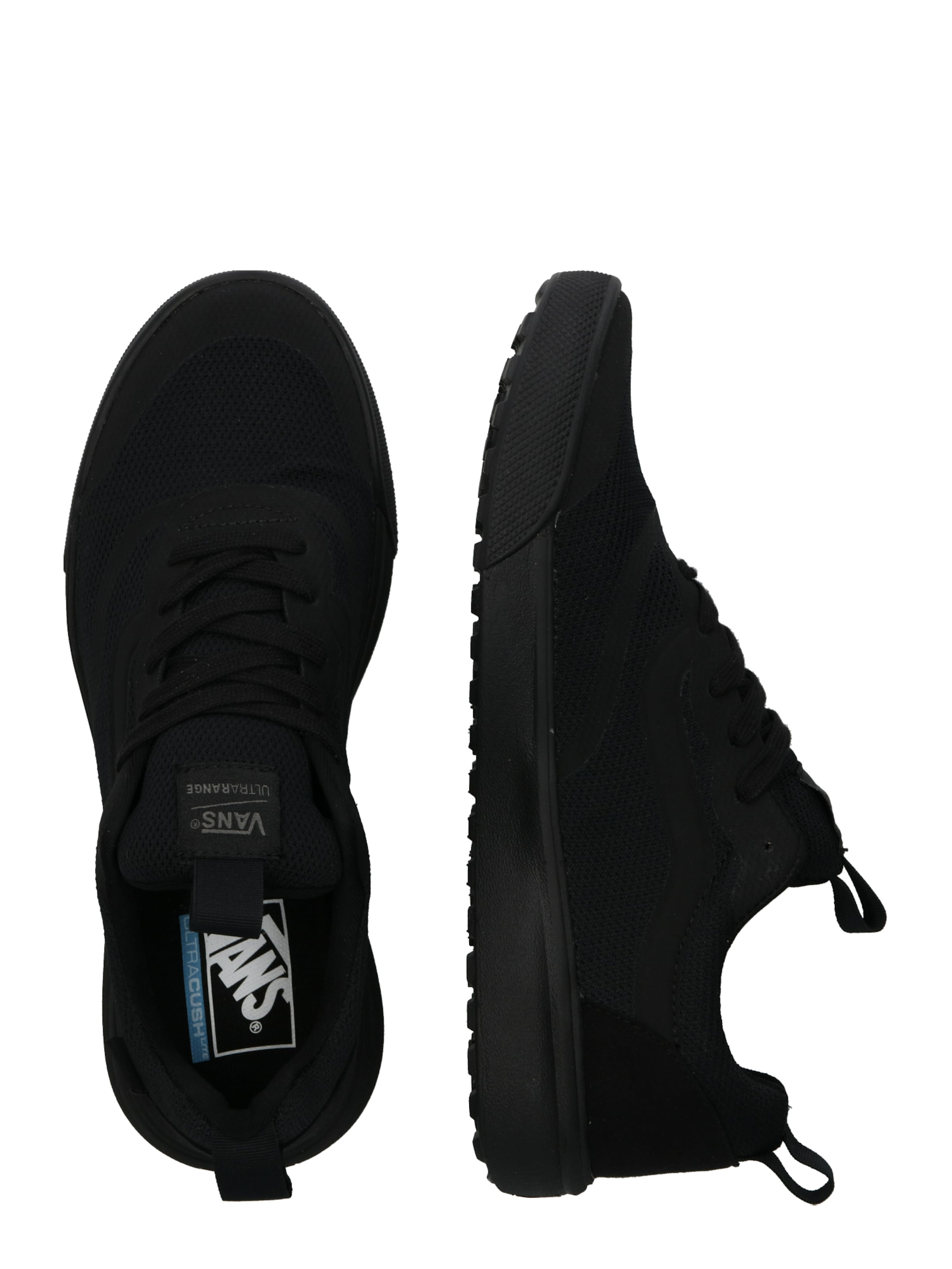 Sneaker Schwarz Range 'ultra Rapidweld' In Vans exdoBrC