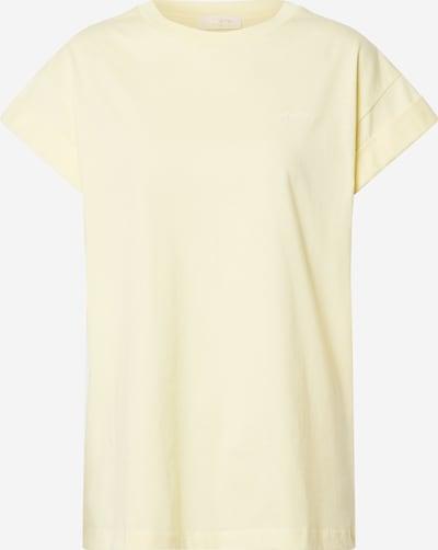 Rich & Royal Shirt 'Boyfriend' in gelb: Frontalansicht