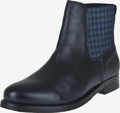 Apple of Eden Chelsea Boot 'DAYANE' in blau, Produktansicht