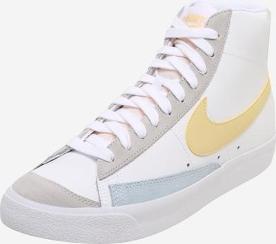 Nike Sportswear Sneaker in blau / gelb / grau / weiß, Produktansicht